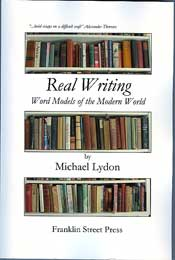 Real Writing: Word Models of the Modern World